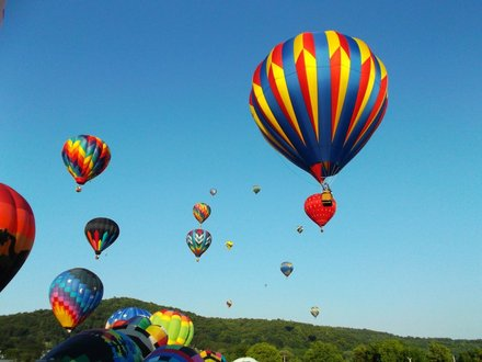 Cheap Balloon Rides Hot Air Nj